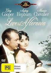 Love In The Afternoon on DVD