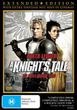 A Knight's Tale - Extended Edition DVD