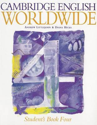 Cambridge English Worldwide Student's Book 4 by Andrew Littlejohn image