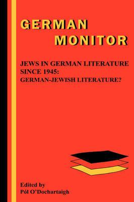Jews in German Literature since 1945 image