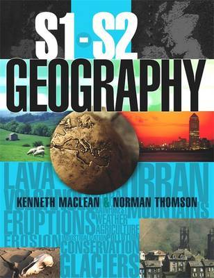 S1/S2 Geography by Kenneth Maclean image