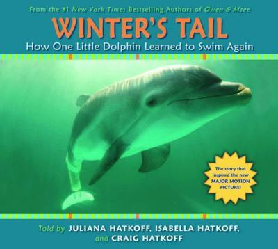 How One Little Dolphin Learned to Swim Again (Winter's Tail) by Craig Hatkoff