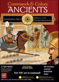 Commands & Colors: Ancients - Greece Vs The Eastern Kingdoms image
