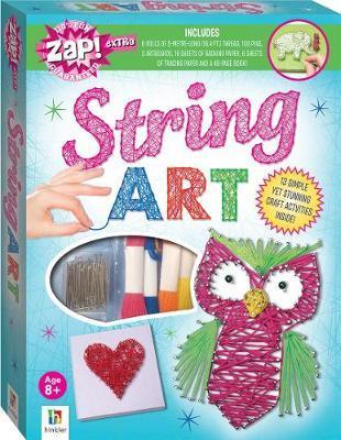 ZAP! Extra: String Art - Activity Set
