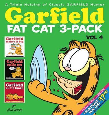 Garfield Fat Cat 3-Pack by Jim Davis