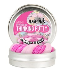 Crazy Aarons Thinking Putty: Sweet Hearts - Mini Tin