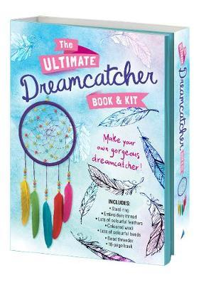 The Ultimate Dreamcatcher Book and Kit image