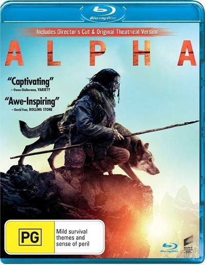 Alpha on Blu-ray image