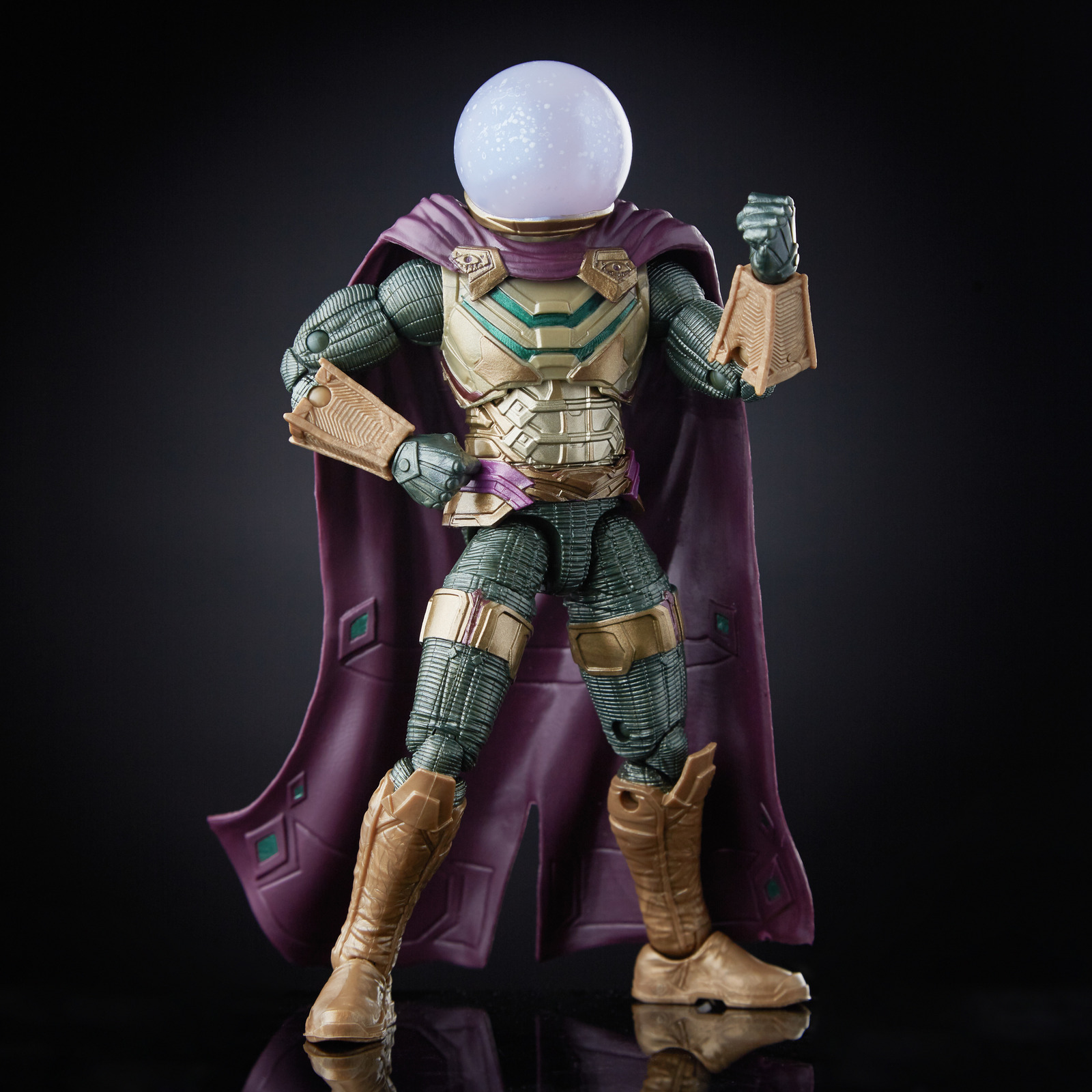 "Marvel Legends: Mysterio (Far From Home) - 6"" Action Figure image"