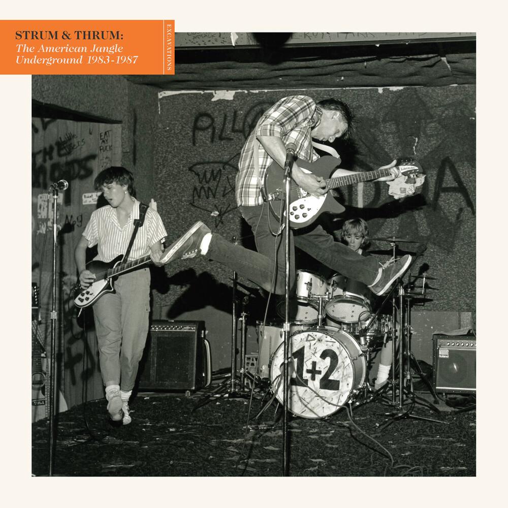 Strum & Thrum: The Americam Jangle Underground 1983 - 87 image