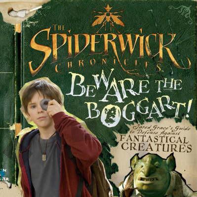Beware the Boggart by Irene Kilpatrick image