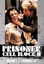 Prisoner - Cell Block H: Vol. 1 - Episodes 1-16 (4 Disc Set) on DVD