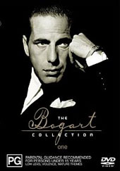Bogart Collection 1 on DVD