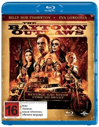 The Baytown Outlaws on Blu-ray