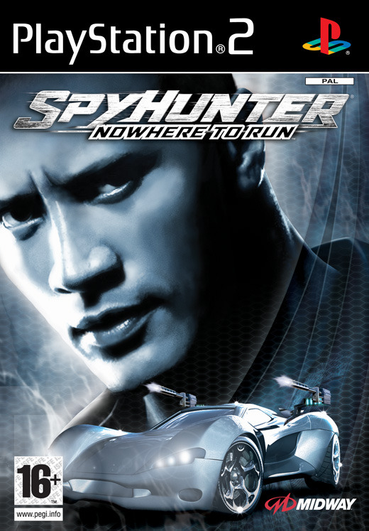 SpyHunter: Nowhere to Run for PlayStation 2