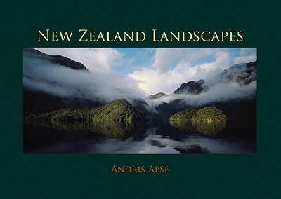New Zealand Landscapes (Pocket Edition) by Andris Apse