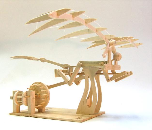 Pathfinders - Da Vinci Ornithopter Kit