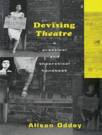 Devising Theatre by Alison Oddey image