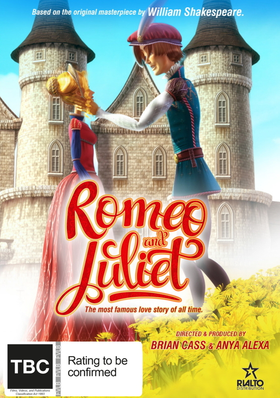 Romeo and Juliet on DVD