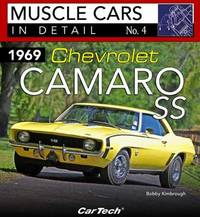 1969 Chevrolet Camaro Ss by Bobby Kimbrough