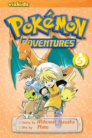 Pokemon Adventures, Vol. 5 by Hidenori Kusaka