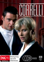 Corelli on DVD