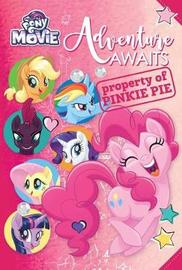 My Little Pony: The Movie: Adventure Awaits by Rachael Upton image