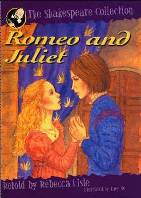Romeo and Juliet by Rebecca Lisle image