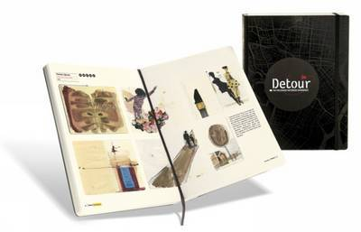 Moleskine The Detour Book by Moleskine