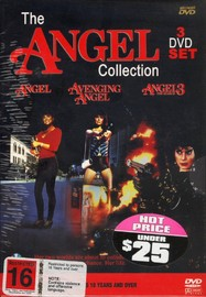 Angel Collection, The (3 Movie Box Set) on DVD image