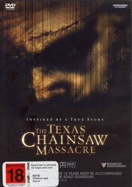 Texas Chainsaw Massacre, The (2003) on DVD image