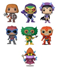 Masters of the Universe - Pop! Vinyl Bundle (with a chance for a Chase version!)