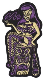 Sourpuss Jungle Princess Patch