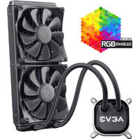 EVGA 280 RGB LED AIO Water Cooler