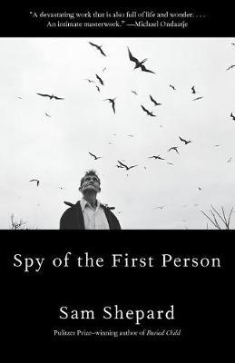 Spy Of The First Person by Sam Shepard image