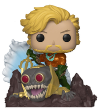 DC Comics: Aquaman (Jim Lee) - Pop! Comic Moment Vinyl Figure