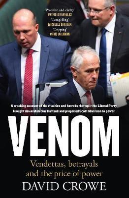 Venom by David Crowe