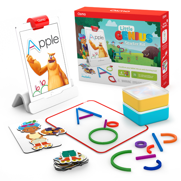 OSMO: Little Genius Starter Kit for iPad