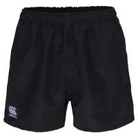 Professional Polyester Short Junior - Black (6YR)