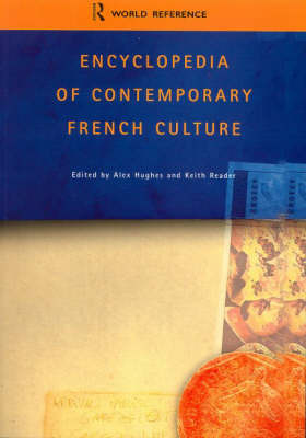 Encyclopedia of Contemporary French Culture image