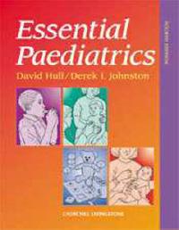 Essential Paediatrics by David Hull image