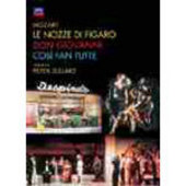 Mozart, W.A. - Da Ponte Opera Collection :- Le Nozze de Figaro / Don Giovanni / Cosi Fan Tutte (6 Disc Set) on DVD