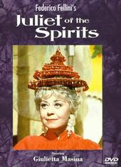 Juliet Of The Spirits on DVD