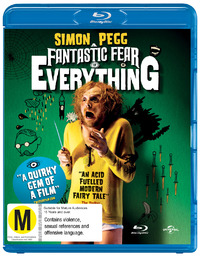 A Fantastic Fear of Everything on Blu-ray