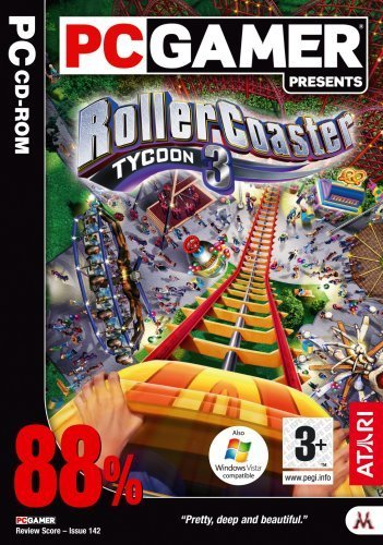 Rollercoaster Tycoon 3 for PC Games image