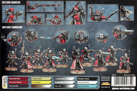 Warhammer 40,000 Adeptus Mechanicus Skitarii