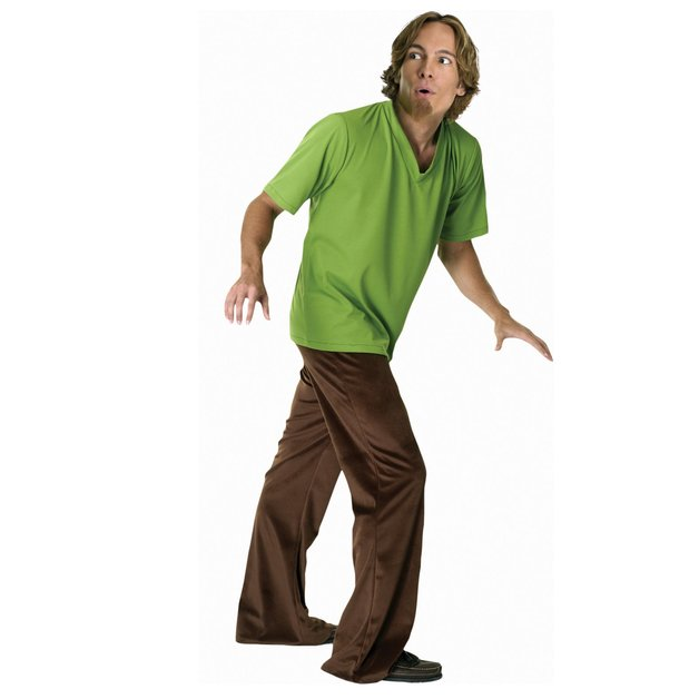 Scooby Doo Shaggy Costume (Standard Size)