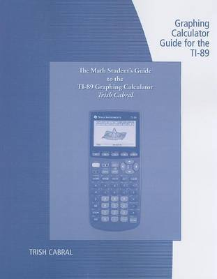 Graphing Calculator Guide for the TI-89 image