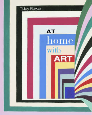 At Home with Art by Tiddy Rowan image