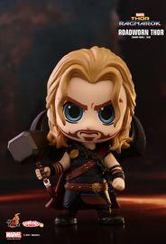 Thor 3: Ragnarok - Roadworn Thor Cosbaby Figure